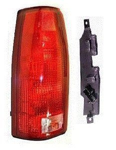 88 - 99 Chevrolet Silverado GMC Sierra Driver Taillight Taillamp with Circuit board Blazer Escalade Suburban Tahoe Yukon by Not OEM, Aftermarket