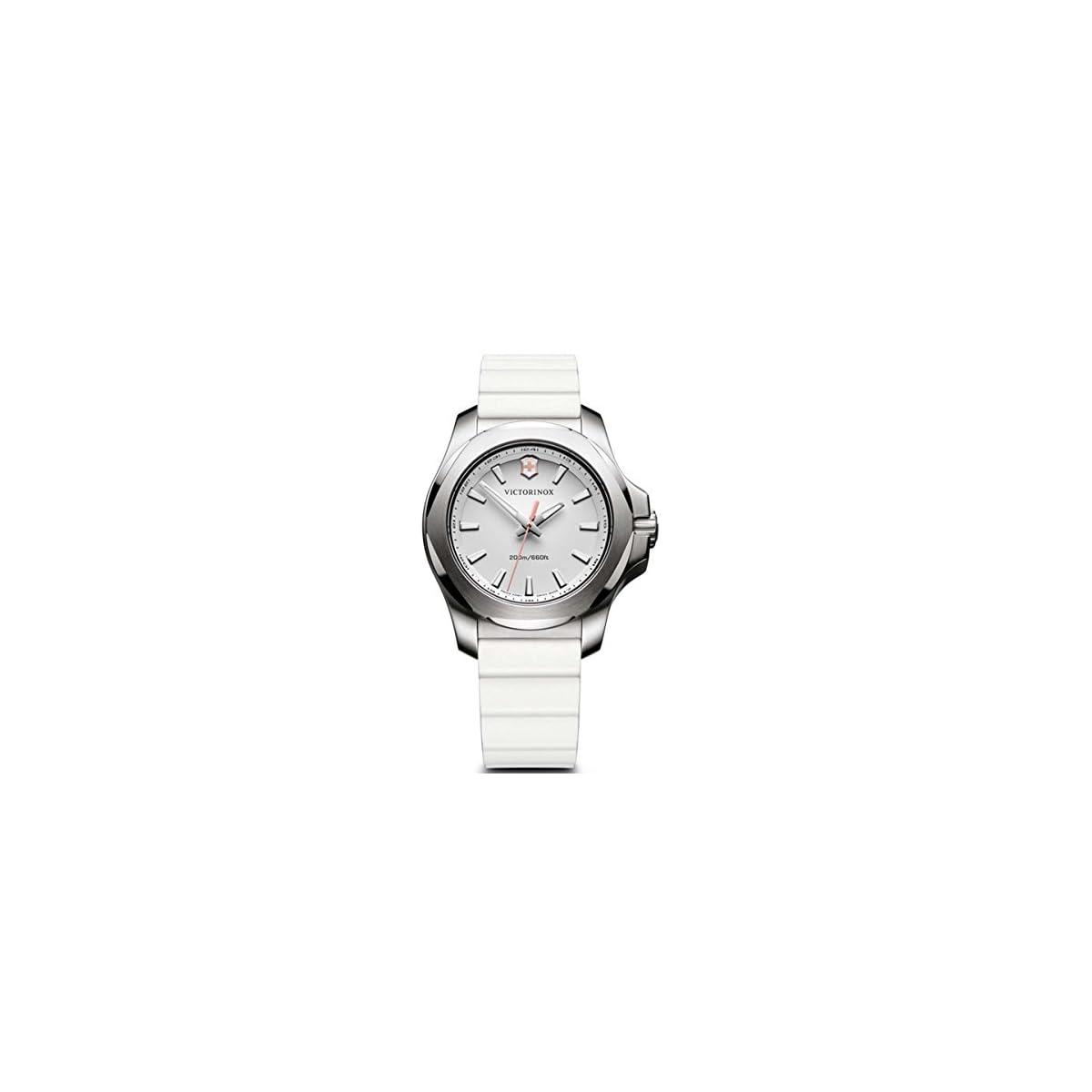 41HxpuxIcXL. SS1200  - Victorinox Reloj Digital para Mujer de Cuarzo con Correa en Caucho 241769