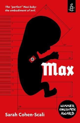 Max par Sarah Cohen-Scali