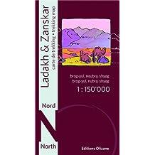Ladakh & Zanskar nord : 1/150 000