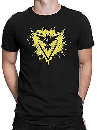 vanVerden Camiseta Hombre Team Yellow Intuition...