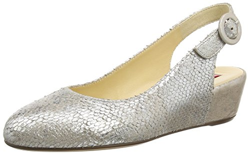 Hoegl Arabella - Sandali da donna, colore argento (rose 4700), taglia 39 EU