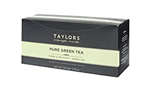 Taylors of Harrogate Delicate Pure Green Tea, 100 Tea Bags