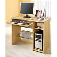 Preisvergleich für 8048 - Schülerschreibtisch / Computertisch / PC-Tisch / mehrere Farben, buche
