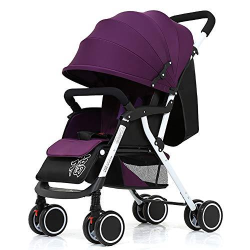 MMM @ Kinderwagen, Kinderwagen Lightweight Faltbare 4-Rad