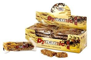 Best Protein Dynamic Bar Cereales con Semillas - 30 Barras