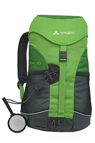 Vaude Unisex - Kinder Rucksack Puck 10, grass/applegreen, 10 Liter, 15002