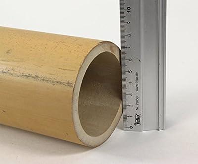 Bambusstangen, 100 cm, Ø ca. 7,5 cm, 5 Stück von Lucht - Du und dein Garten