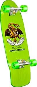 Bones brigade powell peralta steve caballero dragon reissue deck complete skateboard 29.75 x 10–vert