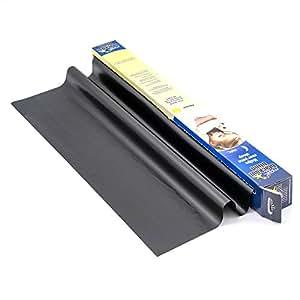 """Magic - G450B Blackout - Film adhesif noir pour Fenetres - 10 feuilles - 60 X 80 cm (24"""" X 32"""")"""