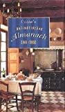 Cottas Kulinarischer Almanach, 2001/2002