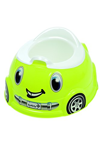 Safety 1st Fast and Finished Potty  (Lime)