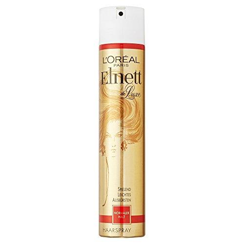 L'Oréal Paris Elnett de Luxe - Haarspray normal, 300 ml