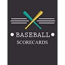 Baseball Scorecards: Keep Your Own Records: Volume 2 (Smart Baseball)