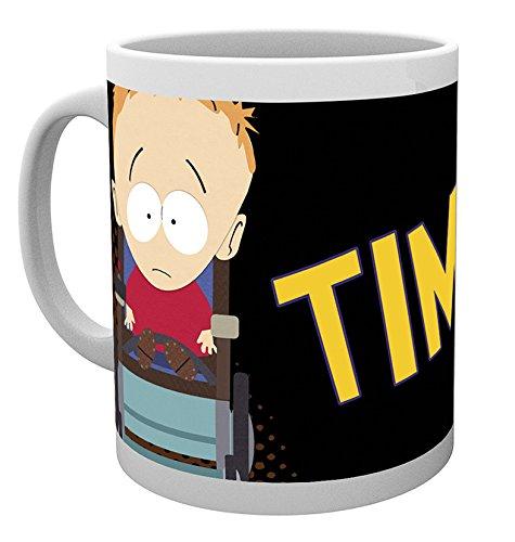 GB eye LTD, South Park, Timmy, Tazza