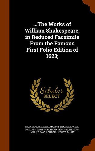 the-works-of-william-shakespeare-in-reduced-facsimile-from-the-famous-first-folio-edition-of-1623-by