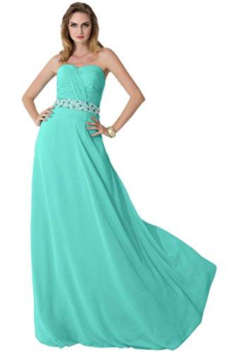 Sunvary-Top in Chiffon, con parte posteriore aperta, tacco basso, New Fashion Dresses Nero