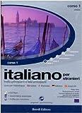 eBook Gratis da Scaricare Italiano per stranieri Livello principianti e falsi principianti Inglese francese tedesco spagnolo Corso 1 4 CD ROM (PDF,EPUB,MOBI) Online Italiano