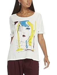 Scotch & Soda  - Maison French Inspired Short Sleeve Tee - T-Shirt - Femme