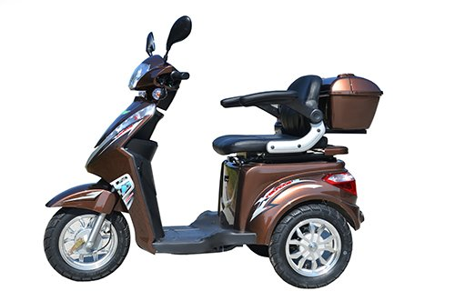 Seniorenmobil, Elektromobil,Dreirad Roller, Elektrostuhl,Dreirad Scooter ECO ENGEL