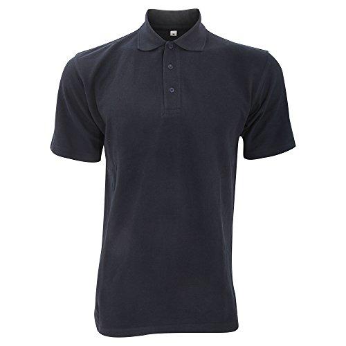 Rig Out Herren Polo-Shirt / Polohemd, Kurzarm Marineblau