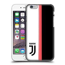 Head Case Designs Offizielle Juventus Football Club Home 2019/20 Race Kit Harte Rueckseiten Huelle kompatibel mit iPhone 6 / iPhone 6s