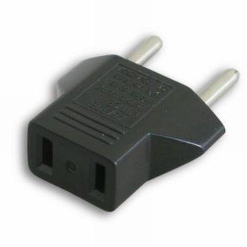 EU-Adapter 110V-220V für Geräte mit US-Netzteil/ Anschluss