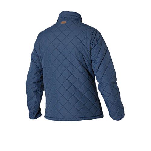 Magic Marine Herren Steppjacke Aqua Holic Jacket Steppoptik Dark Blue