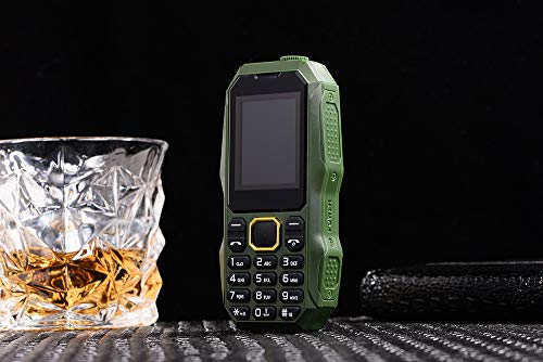 Mini-Taschenlampe, GSM Normal, Dual-SIM (UKW, klein, robust) (Straight Talk Sim-cdma)