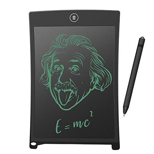 """Preisvergleich Produktbild LCD-Schreibtafel mit 21, 5 cm / 8, 5"""" Zoll Bilddiagonale und Stift - digitaler Notizblock von JOURIST"""