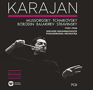 Musique Russe 1949-1960
