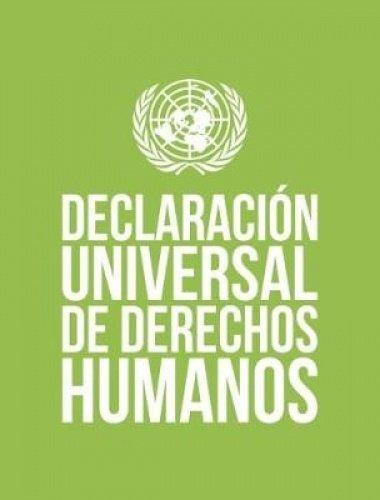 Declaracion Universal de Derechos Humanos por United Nations Department of Public Information