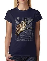 Suchergebnis auf Amazon.de für  eulen shirt - Damen  Bekleidung 68ed4d05a6