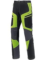 Trango Krash - Pantalón largo para hombre, color verde/gris, talla XL