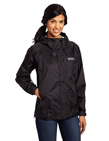 Red Ledge Women's Free Rein Parka Rain Parka,Obsidian,X-Large