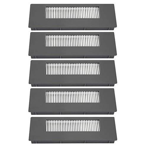 Andifany Ersatz Schwamm Filter und Hoch Leistung Filter Satz für Deebot 900 901 M88 Roboter Staubsauger
