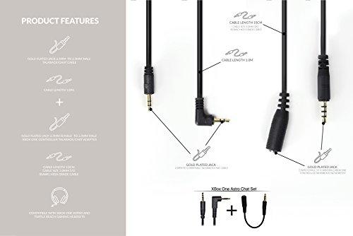 xbox-oner-astro-chat-talkback-adapter-talkback-set-talkback-cable-chat-adapter-cable-replacement-lea
