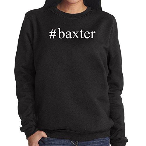 Felpa da Donna #Baxter Hashtag