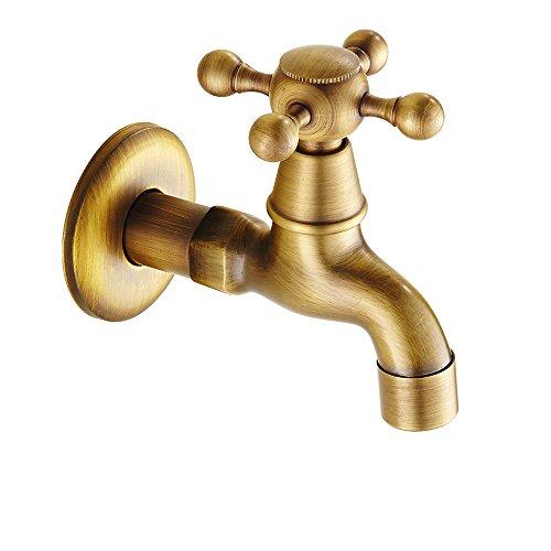 Mop The Pool Faucet Retro Plus Long Rapidement Dans Le Robinet Mural Robinet  Du0027eau