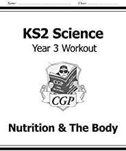 KS2 Science Year Three Workout: Nutrition & The