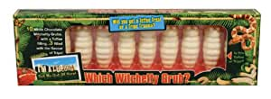 how to eat a witchetty grub