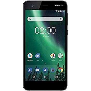 Nokia 2 (Pewter/Black, 1GB RAM, 8GB Storage)