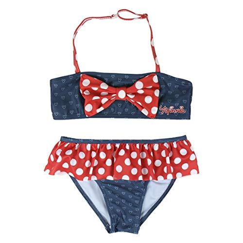 Cerdá Bikini Minnie, Azul Azul C03, 10 para Niñas