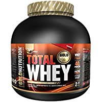 Gold Nutrition Total Whey Vanille 2 KG