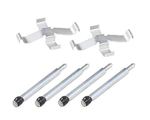 Zubehörsatz Bremsbeläge Hinten für Volvo S70 Ls V70 Lv 940 240 960 760 C70 740 850 Lw 780 260
