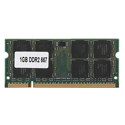Pc4200 Ddr2-ram (DDR2 667MHz 1GB Speicher,Arbeitspeicher 1GB RAM 667MHz DDR2-Speichermodul PC Speicher,DDR2 PC2-5300 667 MHz 200Pin Memory Ram für Intel/AMD Motherboard)