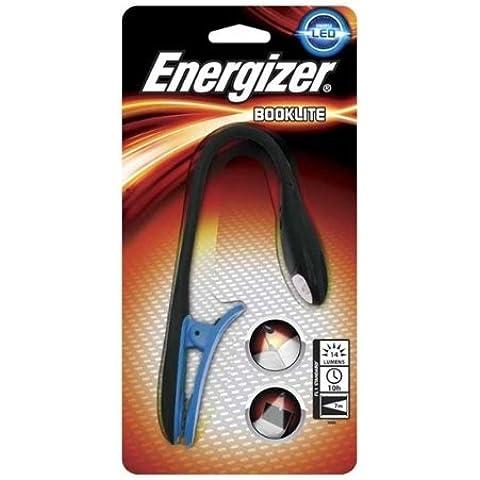 Energizer 27462 Book Lite - Lámpara de lectura con dos pilas CR 2032