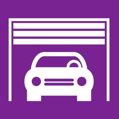 100 Parkaffe Aufkleber – scheiße geparkt in der Einfahrt – Verwarnung für Falschparker - 2