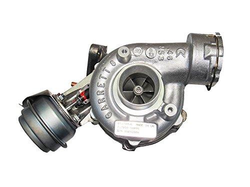 Turbolader Generalüberholt 717858, 038145702G, 038145702GX,