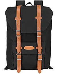 Bagerly Casual mochila ligera / mochila, bolso de viaje al aire libre / School Dayback para hombres y mujeres